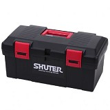 SHUTER Tools Storage Box [TB-902T] - Red/Black